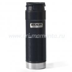 Термостакан STANLEY Classic 0,47 л темно-синий